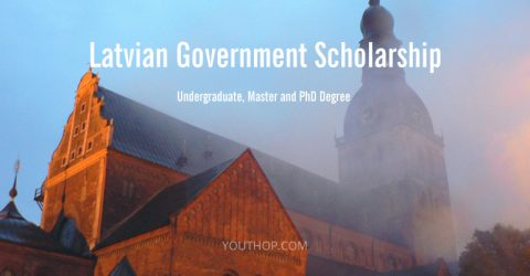 Latvian Government Study Scholarships for International Students in Latvia