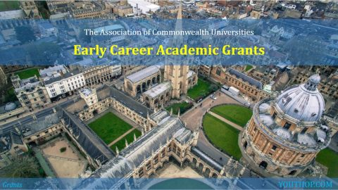 The Association of Commonwealth Universities Early Career Academic Grants