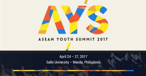 ASEAN Youth Summit 2017 in Manila, Philippines