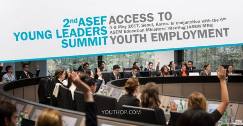 ASEF Young Leaders Summit 2017 in Seoul, Korea