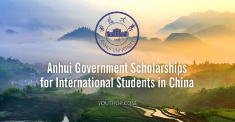 Anhui Government Scholarships 2017 for International Students in China