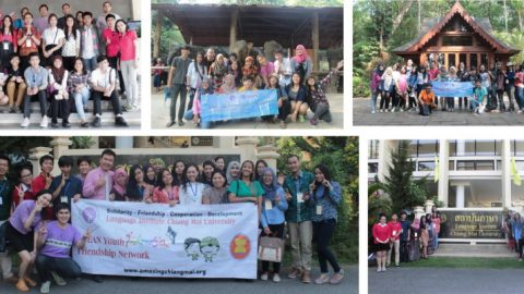 Arts Immersion and Student Exchange Friendship Program (AISEF) 2017 in Thailand
