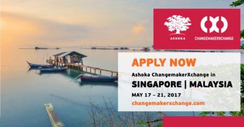 ChangemakerXchange Program 2017 in Singapore and Malaysia