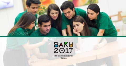 Become Intern at Azerbaijan Islamic Solidarity Games 2017 in Baku