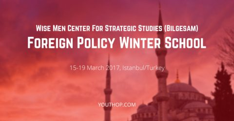 Foreign Policy Winter School 2017 in Turkey
