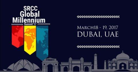 Global Millennium Summit 2017 in Dubai, UAE