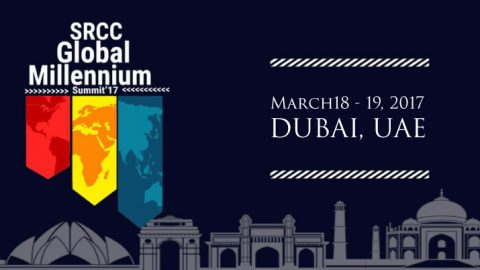 Global Millennium Summit 2017 in Dubai, UAE