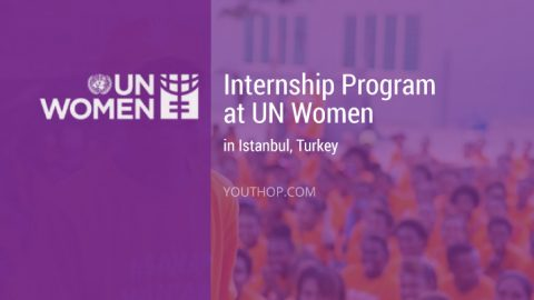 Internship Opportunity at UN Women in Istanbul, Turkey