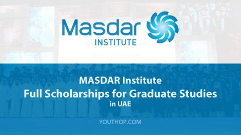 Apply for the MASDAR Institute Full Scholarships 2017 for Graduate Studies in UAE