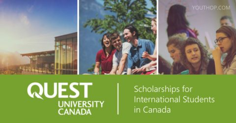 Quest University Scholarships 2017-2018 for International Students in Canada