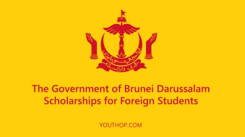 The Government of ​Brunei Darussalam Scholarships 2017/2018 for Foreign Students
