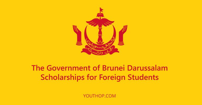 Brunei Darussalam Government Scholarship 2017
