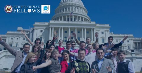 The Professional Fellows Program 2017 in USA