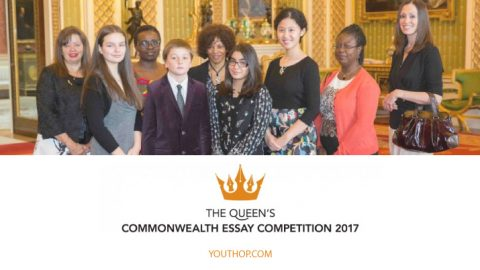 The Queen's Commonwealth Essay Competition 2017 – Win a trip to London