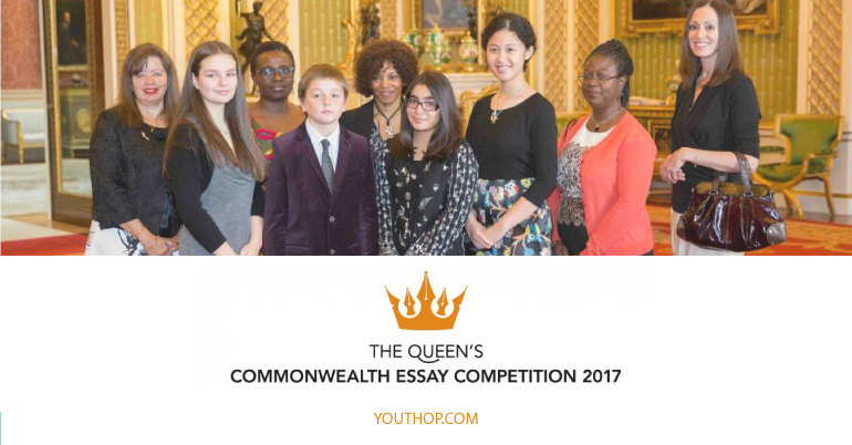 royal commonwealth society youth essay competition The royal commonwealth society essay competition archive: a treasure-trove for historians many school teachers will already be familiar with the royal commonwealth society's essay · competition competition is just one of several youth projects currently organised by the royal commonwealth society to read a.