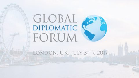 The Young Diplomats Forum 2017 in London, UK