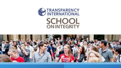 Transparency International School on Integrity 2017 in Lithuania