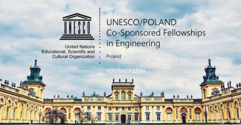 UNESCO/POLAND Co-Sponsored Fellowship Program 2017 in Poland