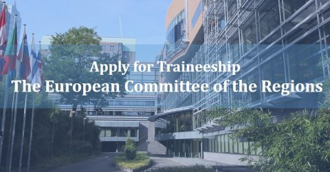 Traineeship at the European Committee of the Regions (CoR)