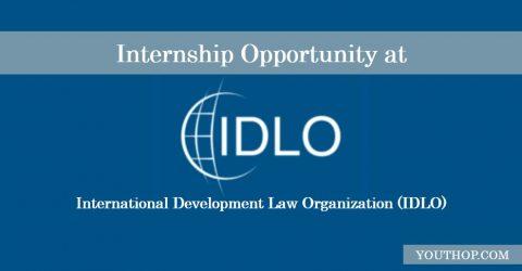Paid Internship at the International Development Law Organization (IDLO)