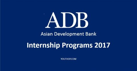 Asian Development Bank Internship Programs 2017