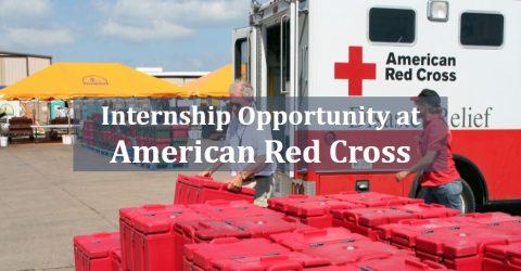 Summer Internship Program at American Red Cross