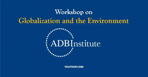 ADBI-World Economy Workshop on Globalization and the Environment in Tokyo, Japan