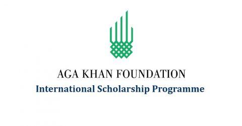 Aga Khan Foundation International Scholarship Programme