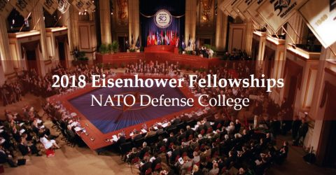 NATO Defense College Eisenhower Fellowships 2018 in Italy