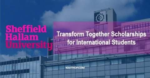 Transform Together Scholarships 2017 for International and European Union Students