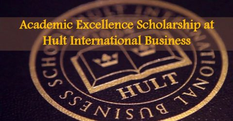 2017 Academic Excellence Scholarship at Hult International Business in USA