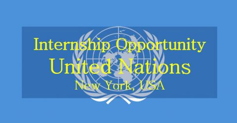 Internship Opportunity at UN's Department of Economic and Social Affairs