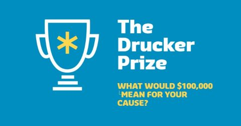 The Drucker Prize 2017