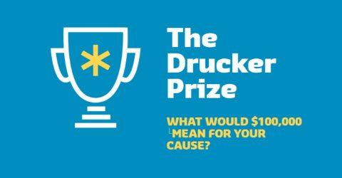 The Drucker Prize 2017