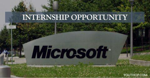 Microsoft Malaysia Internship Program