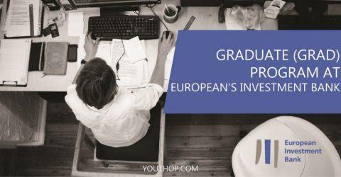 Graduate (GRAD) Program at European Investment Bank (EIB)