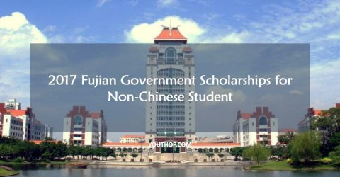Scholarship for Non-Chinese Students at Xiamen University in China