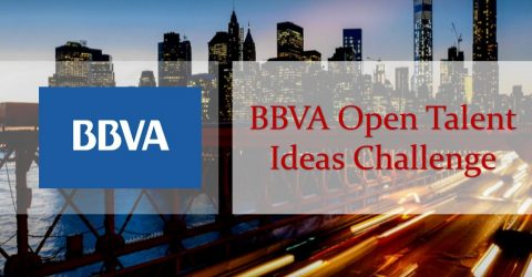 BBVA Open Talent Ideas Challenge