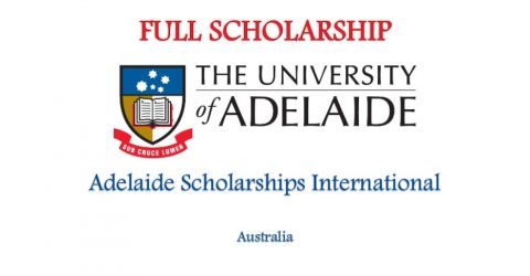 Adelaide Scholarships International (ASI) in Australia