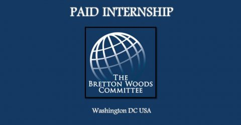 Internship Opportunity at The Bretton Woods Committee in Washington, DC, USA