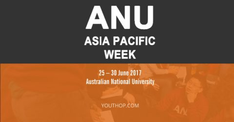 ANU Asia Pacific Week 2017 in Australia