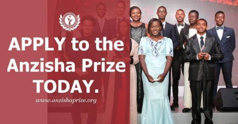 Anzisha Prize for African Youth Entrepreneurs 2017