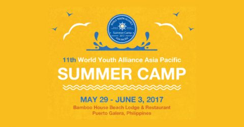Asia Pacific Summer Camp 2017 in Philippines