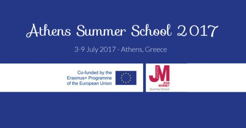 Athens Summer School 2017 in Athens, Greece