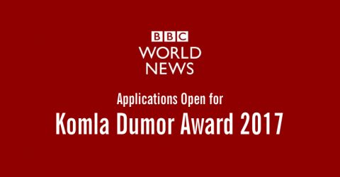 Applications Open for BBC World News Komla Dumor Award 2017