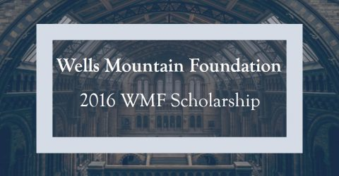 WMF Empowerment Through Education Scholarships for Developing Country Students