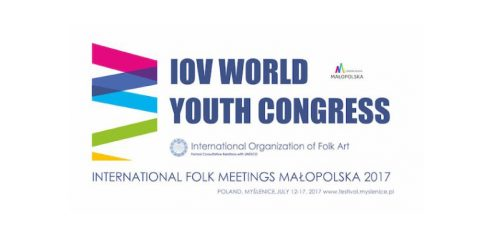 Fifth International Organization of Folk Art (IOV) World Youth Congress in Poland