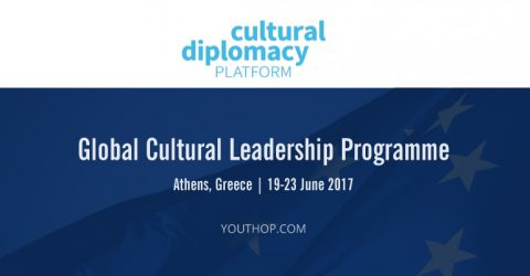 Global Cultural Leadership Programme 2017 in Athens, Greece
