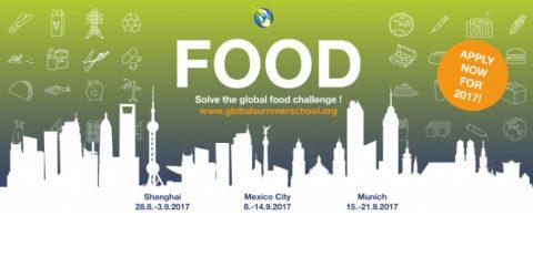 Global Entrepreneurship Summer School 2017 in Munich, Shanghai and Mexico City