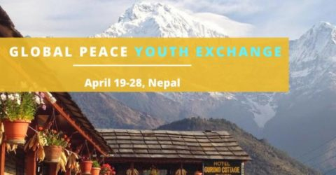 Global Peace Youth Exchange 2017 in Nepal